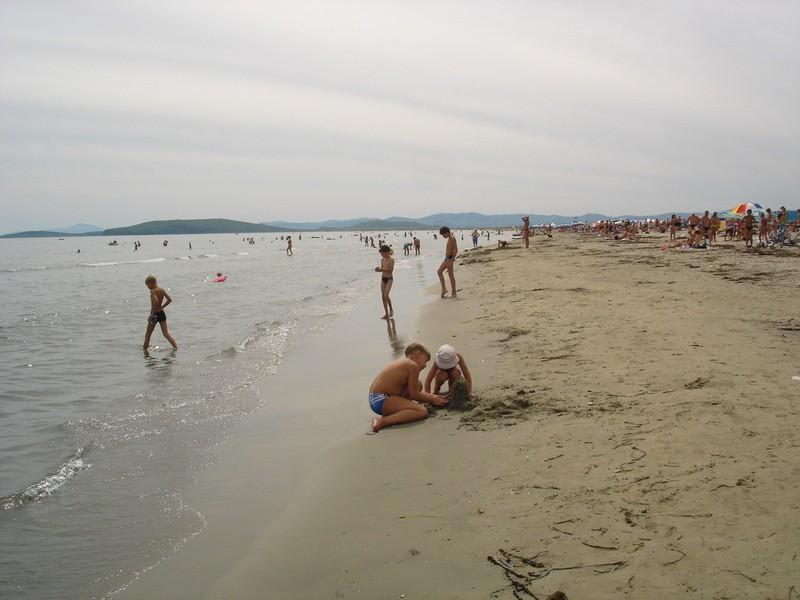 «Теплое море» - База отдыха - Славянка. Цены 2018!